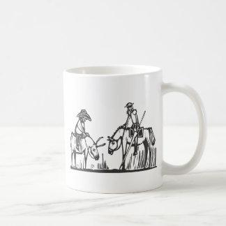 Don Quijote Taza