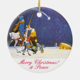 DON QUIXOTE - Adorno de Navidad Ceramic Ornament