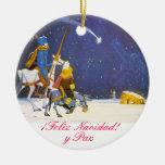 DON QUIXOTE - Adorno de Navidad Christmas Ornaments