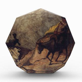 Don Quixote and Sancho Panza by Honoré Daumier Award