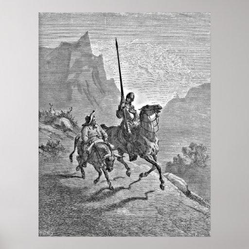 Don Quixote Route Map