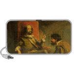 Don Quixote and Sancho Panza iPhone Speaker