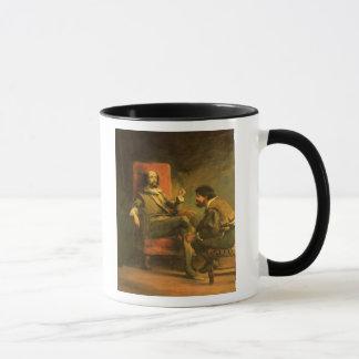 Don Quixote and Sancho Panza Mug
