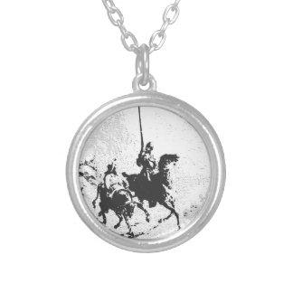 Don Quixote and Sancho Panza Jewelry
