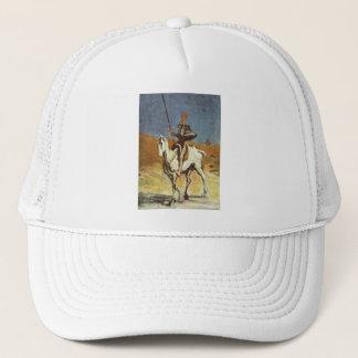 'Don Quixote and Sancho Panza' Trucker Hat