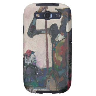 Don Quixote and Sancho Stanislav Stanek Samsung Galaxy SIII Case