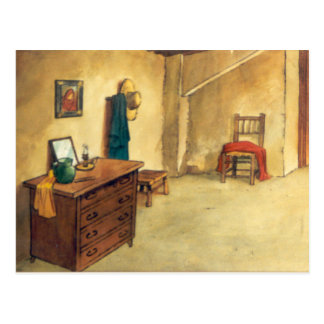 DON QUIXOTE -  animation Background (1979) Postcard