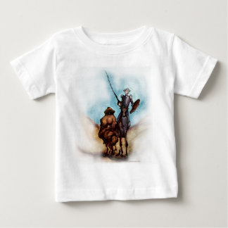 Don Quixote Baby T-Shirt