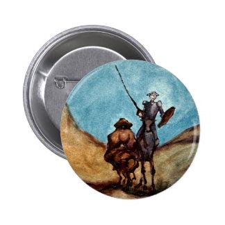 Don Quixote Buttons