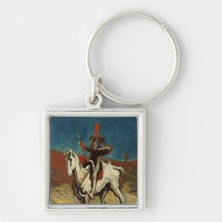 Don Quixote, c.1865-1870 Key Chains