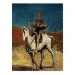 Don Quixote, c.1865-1870 Post Cards