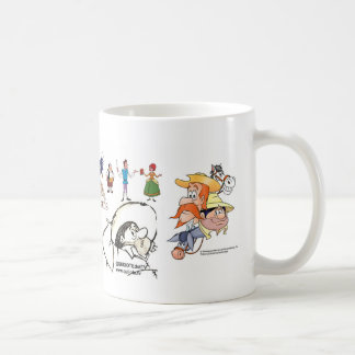 DON QUIXOTE & FRIENDS (400 Years) Coffee Mug