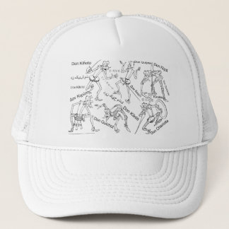 DON QUIXOTE IN TRANSLATION- CAP Gorra Visera