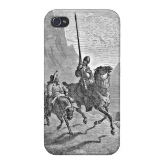 Don Quixote iPhone 4 and 4S Case