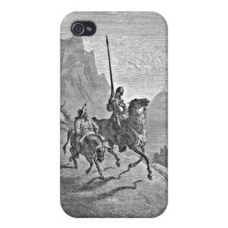 Don Quixote iPhone 5 Matte Case