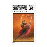 Don Quixote (Kitri) Postage Stamps
