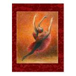 Don Quixote (Kitri) Postcard