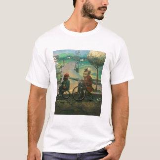 """Don quixote making his point"" T-Shirt"