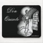 Don Quixote Mouse Pad