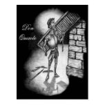 Don Quixote Post Card