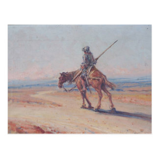 Don Quixote Postcard