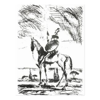 Don Quixote Postcards