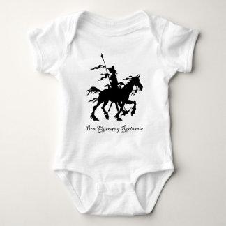 Don Quixote Rides Again Baby Bodysuit