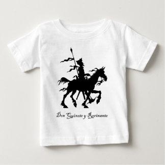 Don Quixote Rides Again Baby T-Shirt