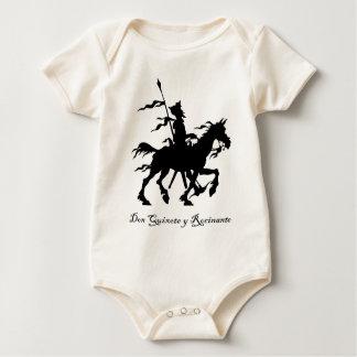 Don Quixote Rides Again Rompers