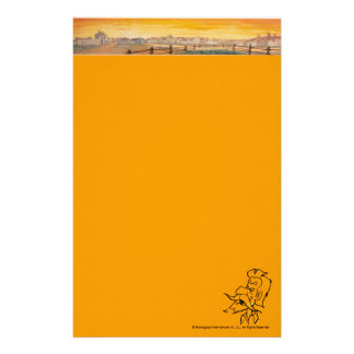 DON QUIXOTE Stationery - 400 Years -Papel de Carta