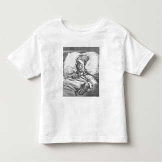 Don Quixote wounded Toddler T-shirt