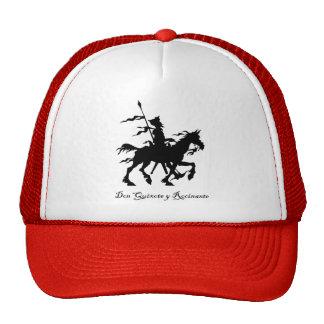 Don Quixote y Rocinante Trucker Hat