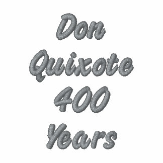 DON QUIXOTE- Zip Jacket-Embroidery-400 Years D.Q.