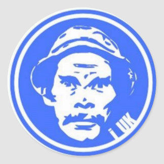 Don ramon classic round sticker