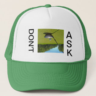 DON,T ASK SCORE GOLF CAP