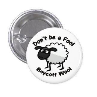 Don t be a Fool Button