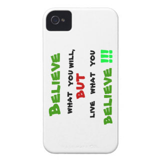Don't be a Hypocrite iPhone 4 Cover
