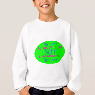 Don't be a Hypocrite Sweatshirt