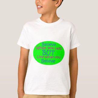 Don't be a Hypocrite T-Shirt
