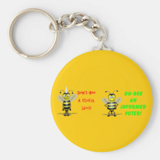 Don t Be A Useful Idiot Key Chains
