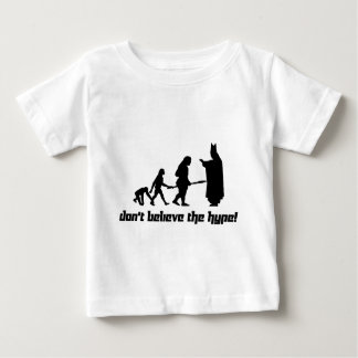 Don't believe the hype! 2 t shirts