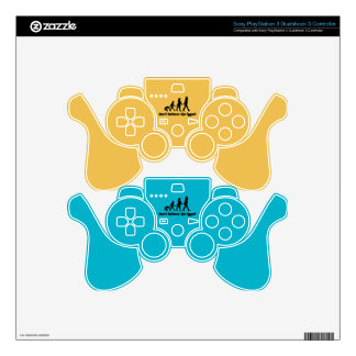Don't believe the hype! 3 PS3 controller decal
