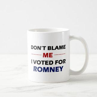 Don t Blame Me Coffee Mugs