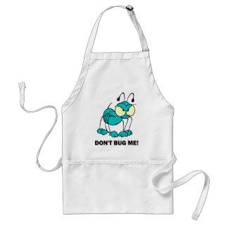 don t bug me apron