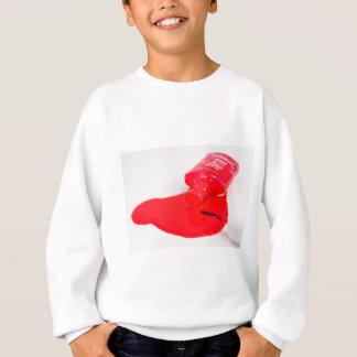 Don't Cry Over Spilt Nail Polish Sweatshirt