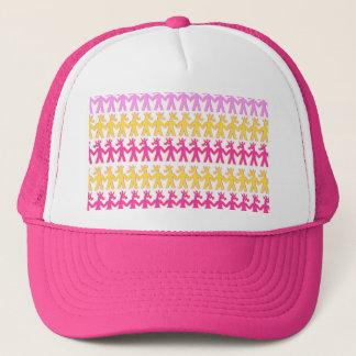 Don't cut love out trucker hat