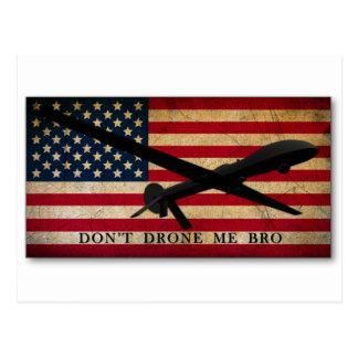 Don t Drone Me Bro Postcards