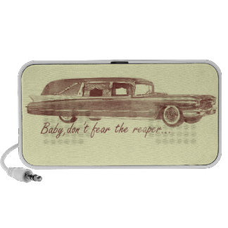 Don t fear the reaper Hearse Design Mini Speakers
