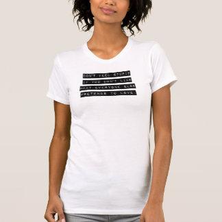 Don't Feel Stupid Women's Fine Jersey S/S T Shirt