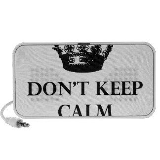 Don t Keep Calm Freak Out Mp3 Speaker